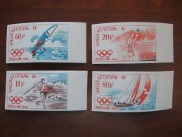 Wallis Et Futuna 1988 MNH Imperf - Ete 1988: Séoul
