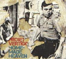 PROJET VERTIGO - Homemade Heaven - CD - BLUES - Blues