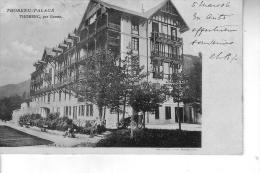 Postcard --France-Alpes Maritimes -THORENC--Palace -- Thorenc ,par Grasse - Francia