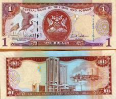 Trinidad And Tobago, 1 Dollar, 2006, P-New-41, UNC - Trinidad & Tobago