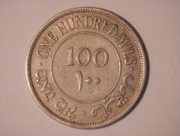 Palestine 100 Mils 1935 - Israel