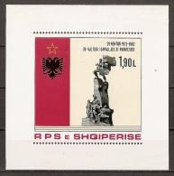 ALBANIA 1982 - Yvert #H52 - MNH ** - Albania