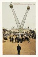 Postcard Flip Flap Franco British Exhibition LONDON 1908 Great Nostalgia - Exhibitions