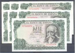EDIFIL D75b.-  1000 PTAS 17 DE SEPTIEMBRE DE 1971.- - [ 3] 1936-1975: Regime Van Franco