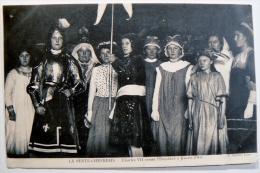 C.P.A. De La Ferté-Chevresis - Charles VII Remet L'étendard à Jeanne D'Arc - France