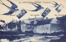 SAVIGNY Sur BRAYE De Savigny Portez Lui Un Bonjour -TBE - France