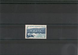 T.A.A.F Année 1956 N° Y/T 5* Côte :25 € - Unused Stamps