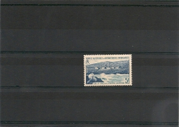 T.A.A.F Année 1956 N° Y/T 4* - Unused Stamps