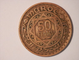 50 Francs 1371 - Marruecos