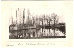 PONS Ecole Primaire Supérieure Le Bassin (Basnary) Chte Mme (17) - Pons