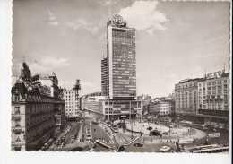 Bruxelles Place Rogier Et Centre International - Non Classés