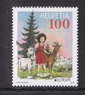 "Suisse N °2079** Neuf Sans Charniere ""europa Livred Pour Enfants"" - Switzerland"