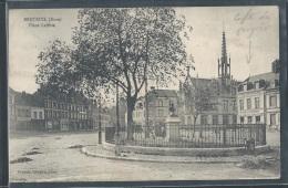 - CPA 27 - Breteuil, Place Laffitte - Breteuil