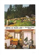 88 - GERARDMER - Hôtel Le Plein Air - 2 Vues Table Ping-pong Joueurs Raquette Volant Télévision Bar Heineken Plaque - Gerardmer
