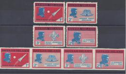 GRANDE - BRETAGNE - 1963-67 - EMISSIONS LOCALES -   XX -X - TB - PRIX BAISSE - - Local Issues