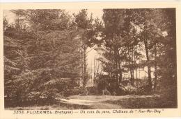 PLOERMEL - N° 3558 Rivière Bureau éditeur - Ploërmel