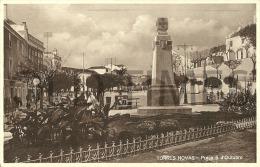PORTUGAL - TORRES NOVAS - PRAÇA 5 DE OUTUBRO - 30S PC. - Santarem