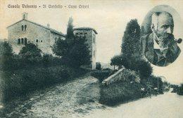 [DC8600] CASOLA VALSENIO (RAVENNA) - IL CARDELLO CASA ORIANI - VIAGGIATA 1930 - Ravenna