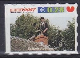 2003 PAYS-BAS Netherlands   REGIOPOST Regio Post Kollum  ** MNH . . . . [BE100] - Berufe
