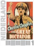 Nederland  2012    Charley Chaplin Great Dictator  Postfris/mnh/neuf - Periode 1980-... (Beatrix)