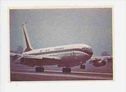 Image / Boeing 707 ( 1959 )  -  Photo Air France  / Avion Plane Aviation  //  IM 09 - Poulain