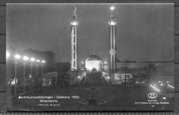 1923 Sweden Gothenburg Jubilee Exhibition Exposition - Offical Postcard - Unused - Sweden