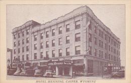 Wyoming Casper Hotel Henning