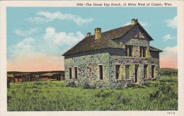 Wyoming Casper Goose Egg Ranch