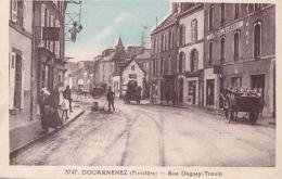 DOUARNENEZ  Rue Duguay Trouin - Douarnenez