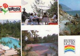 BONASSOLA , La Francesca  Bungalow Park - La Spezia