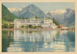 NORWAY - KVIKNE'S HOTEL, BALHOLM - Norwegen