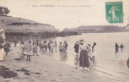 DOUARNENEZ La Plage Des Dames L'Ile Tristan - Douarnenez