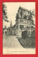 SOISY-SUR-ECOLE ( Essonne )  Château Des Réaux - Entrée... - Autres Communes