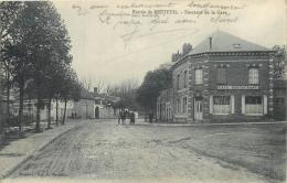 60 ENTREE DE BRETEUIL DESCENTE DE LA GARE - Breteuil