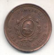 JURA DE LA CONSTITUCION REFORMADA AÑO 1889 REPUBLICA ARGENTINA RARE MEDAILLE AGOTADA - Spain