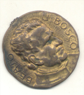 BEATO DON BOSCO - MEDALLA AÑO DE SU BEATIFICACION 1929 Sold As Is RARISIME - Italia