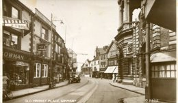 Old Market Place, Grimsby - Non Classificati