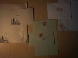 Membretes (lote Nº 1) - Documentos Antiguos