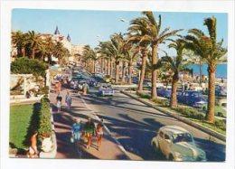 FRANCE- AK 157291 Cannes - La Croisette - Cannes