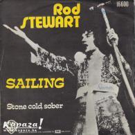 Rod STEWART - Sailing/Stone Cold Sober - Rock