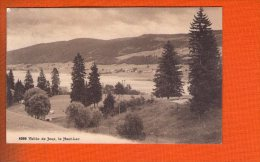 1 Cpa Vallee De Joux Le Haut Lac - VD Vaud