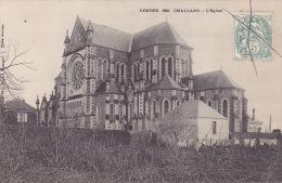 CPA - 85 - CHALLANS - L'église - 360 - Challans