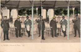 03. Vichy. Source Du Parc - Cartes Stéréoscopiques
