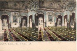 03. Vichy. Le Casino. Salon De Musique - Cartes Stéréoscopiques