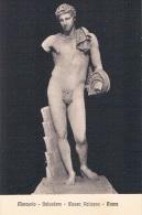 MERCURIO - BELVEDERE - Museo Vaticano - ROMA - TBE, Carte Petit Format, Neuve, 2 Scans - Musei