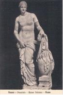 VENERE - PRASSITELE - Museo Vaticano - ROMA - TBE, Carte Petit Format, Neuve, 2 Scans - Musei