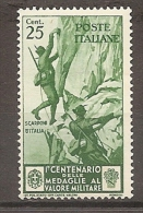 ITALIA 1934 * - 1900-44 Victor Emmanuel III