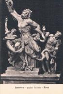 LAOCOONTE - Museo Vaticano - ROMA - TBE, Carte Petit Format, Neuve - Musei