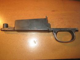 Pontet  98K Mauser ORIGINAL - Armes Neutralisées