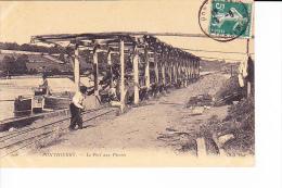 PONTHIERRY  --  Le Port Aux Pierres - Francia